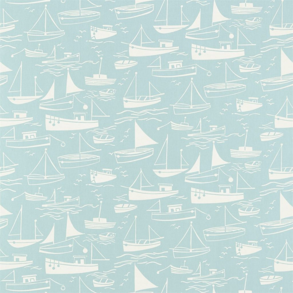 HARLEQUIN SAIL AWAY SOFT BLUE AND NEUTRAL 120231 HKID120231