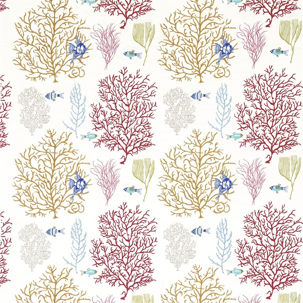 SANDERSON CORAL AND FISH TROPICAL 233301 DVOY233301