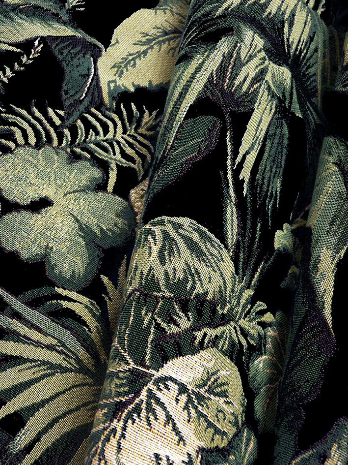 EDMOND PETIT feuillage tapisserie