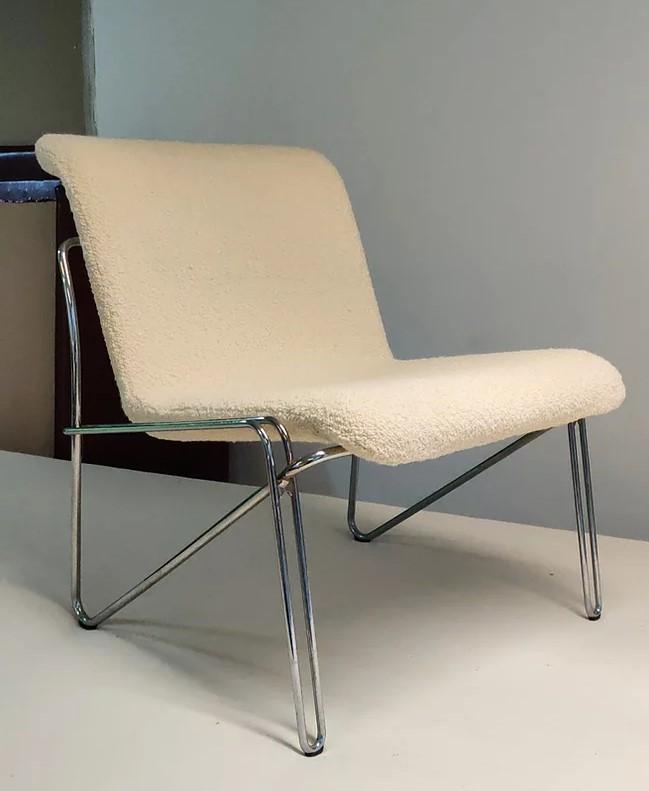 chaise bouclette Judith