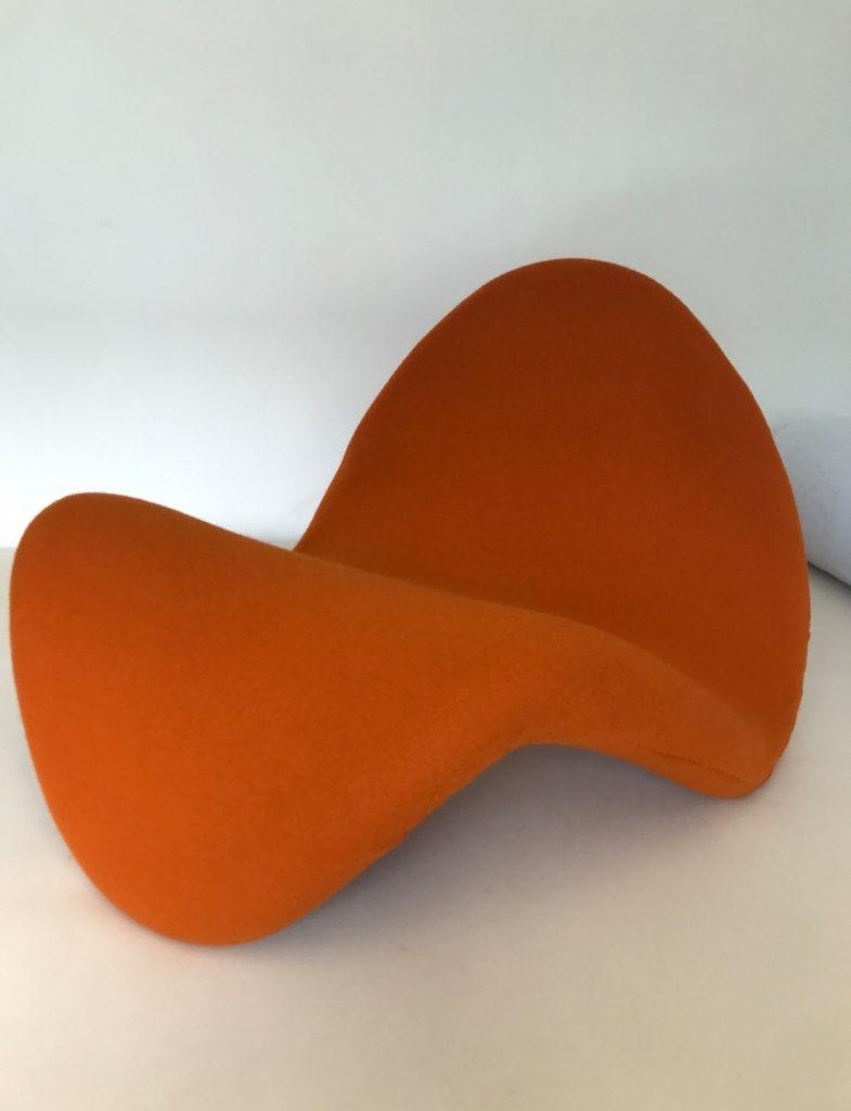 fauteuil Kvadrat langue PIerre Paulin