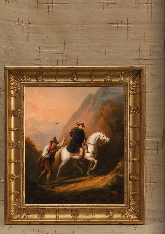 Napoléon Empire Antics - Tarik Bougherira